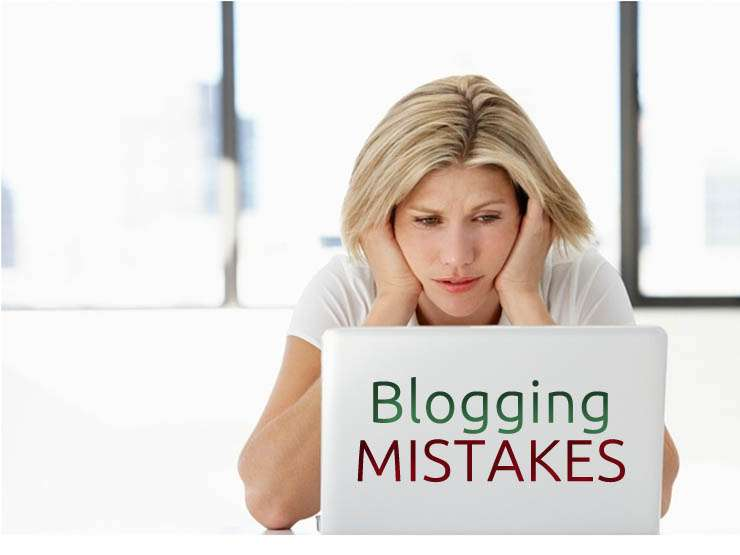 10 blogging mistakes newbies make