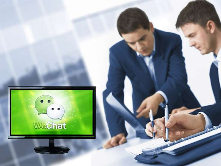 WeChat tops the chart in communication for Chinese Professionals