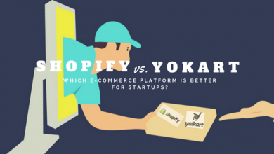 Shopify vs Yokart - Which E-Commerce Platform is Better for Startups