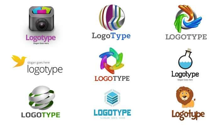 symbols and design for logo