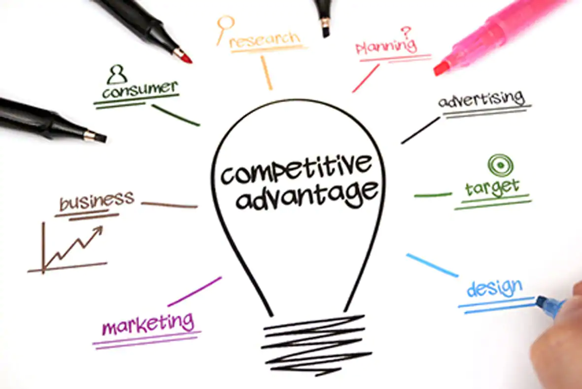 Competitive Advantage in First Language