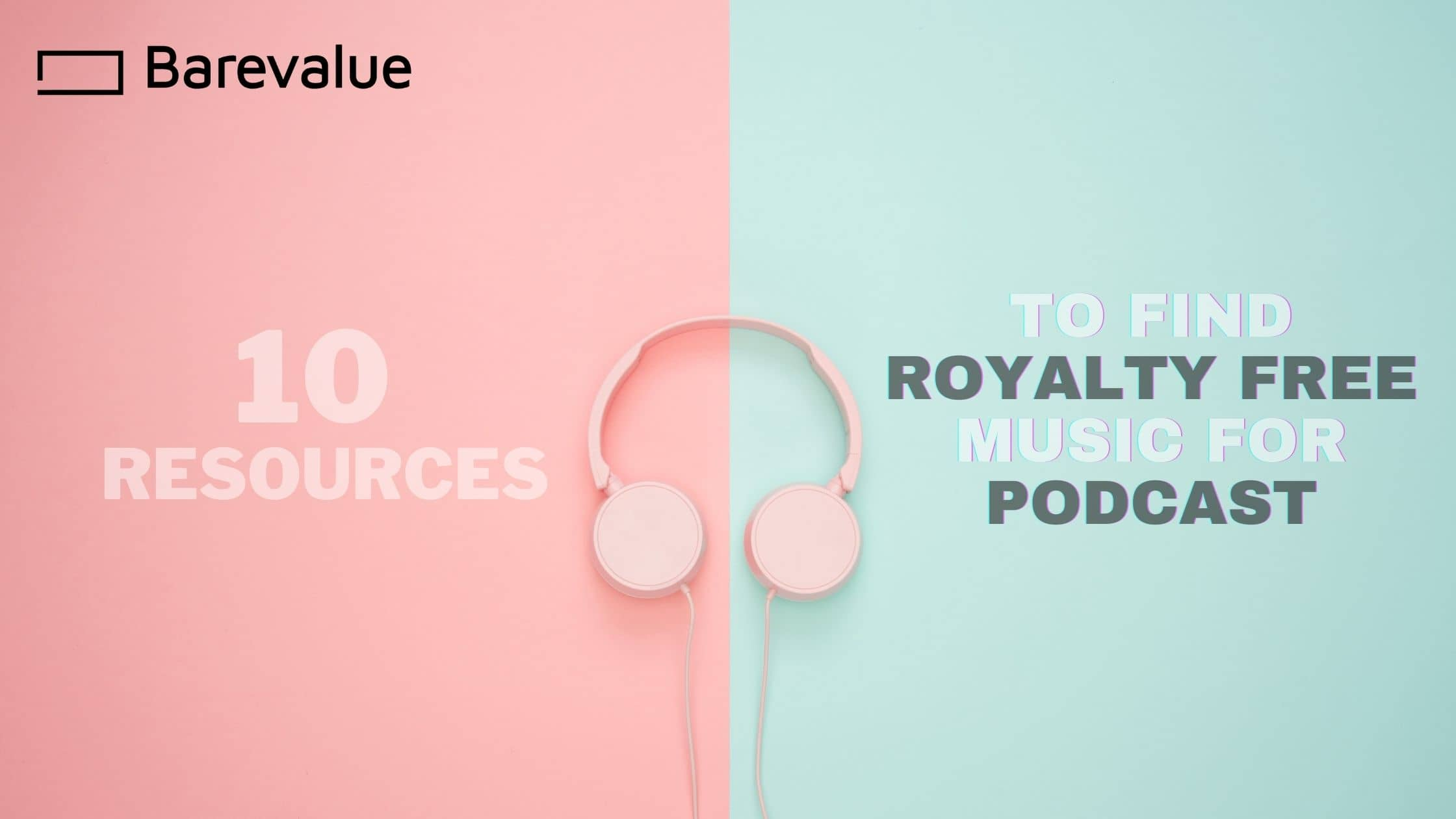 10 Resources to Find Royalty-Free Music for Podcast